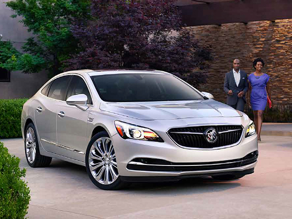 Hilton Head New 2017 Buick LaCrosse Savannah