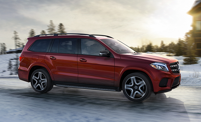 2017 Mercedes-Benz GLS SUV Savannah