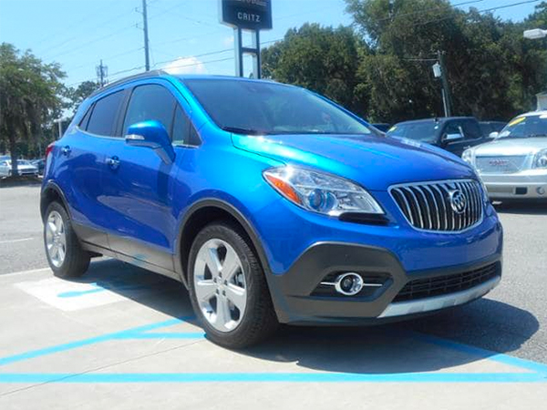 Hilton Head Used Buick Encore Savannah, GA