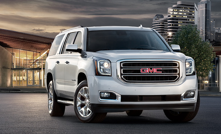 Hilton Head 2018 GMC Yukon XL Full-Size SUV Savannah