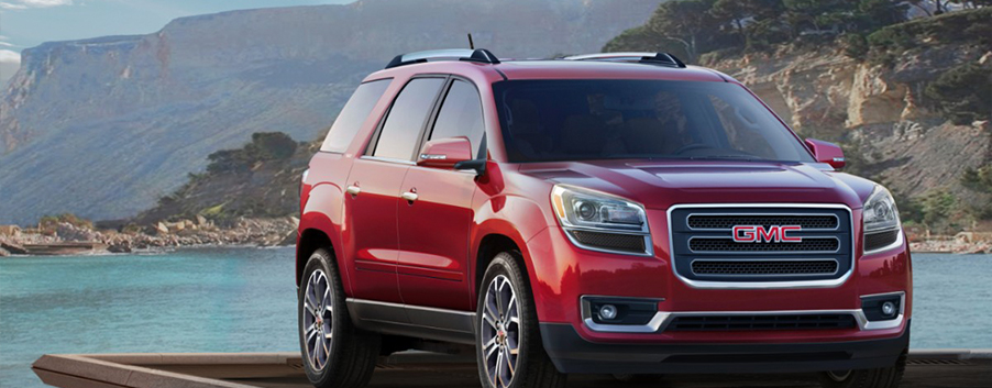 GMC Acadia Savannah GA