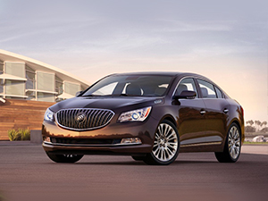 New Buick LaCrosse in Savannah, GA