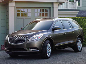 New Buick Enclave in Savannah, GA