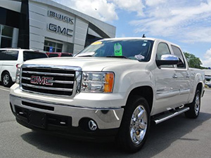 Used GMC in Savannah, GA