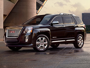New GMC Terrain in Savannah, GA