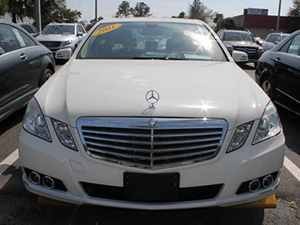 Certified Pre-Owned Mercedes in Savannah, GA
